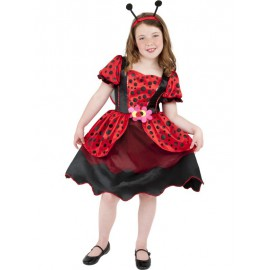 Little Lady Bug Costume 7-9 years