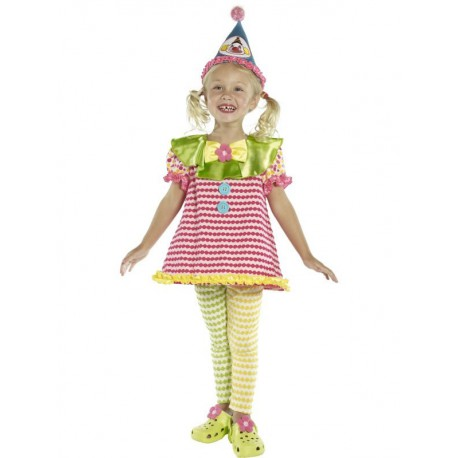 Clown Bambina