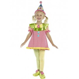 Clown Cutie Costume 4-6 years