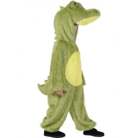 Costume Coccodrillo 3-5 anni