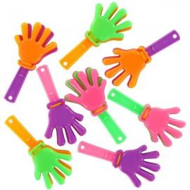 Mini Hand Clappers 8pz