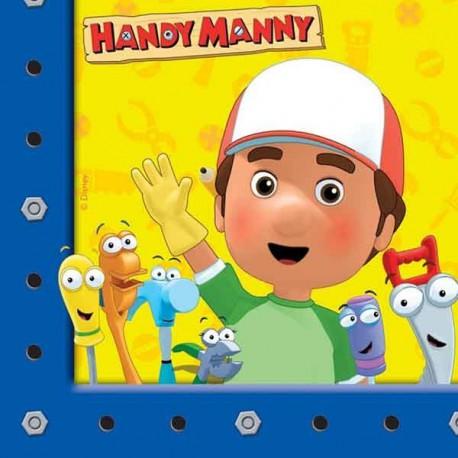 Tovaglioli Handy Manny