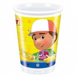 Bicchieri Handy Manny