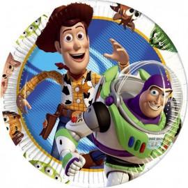 Toy Story Dessert Plates
