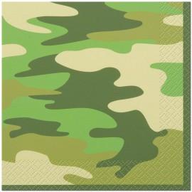 Tovaglioli Camouflage
