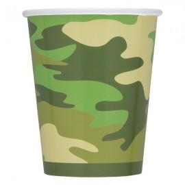 Bicchieri Camouflage