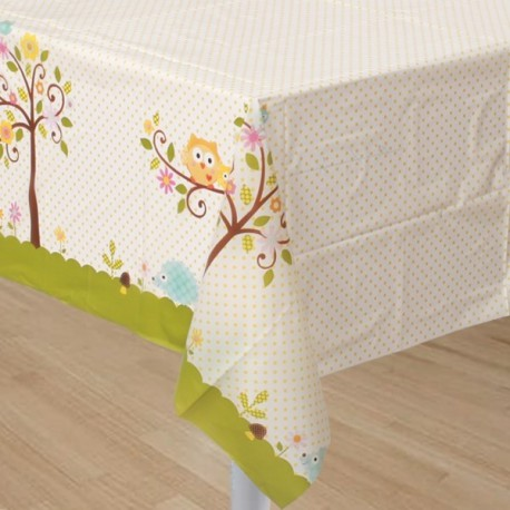 Happi Tree Plastic Tablecover
