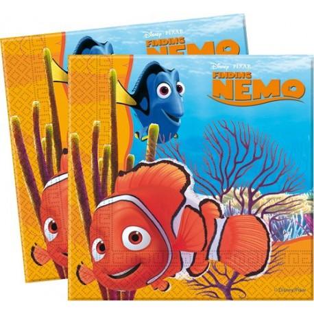 Nemo Lunch Napkins