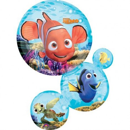 Palloncino Foil SuperShape Nemo e Amici