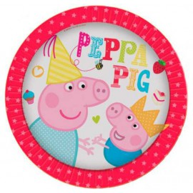 Piattini Peppa e George