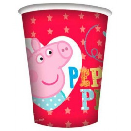Bicchieri Peppa Pig and George