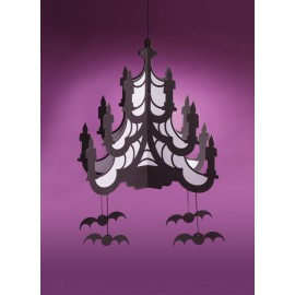 Lampadario Halloween 3D