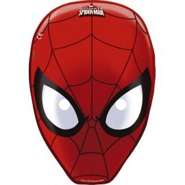 Spiderman Paper Masks