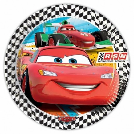 Piattini Cars