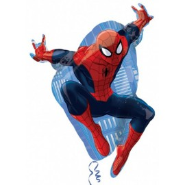 Palloncino Foil SuperShape Spiderman