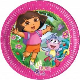 Dora Dessert Plates