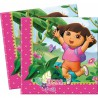 Dora Lunch Napkins