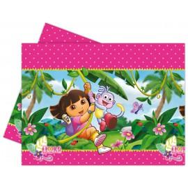 Dora Plastic Tablecover