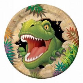 Dino Blast Dinner Plates