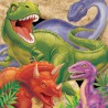 Tovaglioli Dinosauri