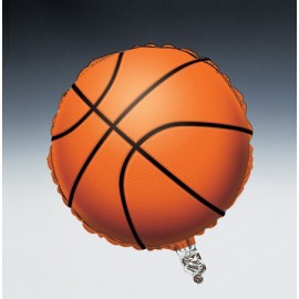 Basketball Mylar Balloon