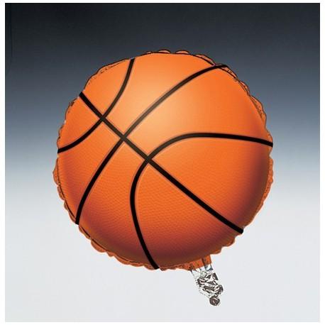 Palloncino Foil Basketball