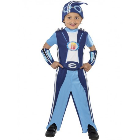 Sportacus (Lazy Town) 7-9 anni