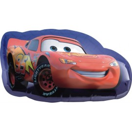 Cars Saetta Mcqueen SuperShape Foil Balloon