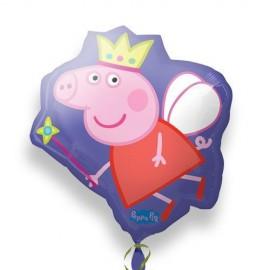 Palloncino Foil SuperShape Peppa Pig Principessa