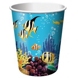 Ocean Party Cups