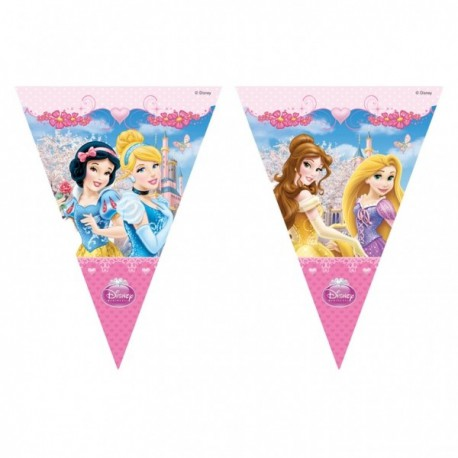 Princess Glamour Flags Banner