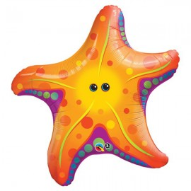 Sea Star SuperShape Foil Balloon