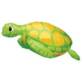 Palloncino Foil SuperShape Sea Turtle