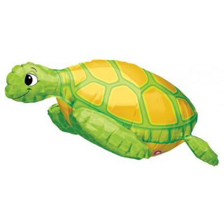 Palloncino Foil SuperShape Sea Turtle