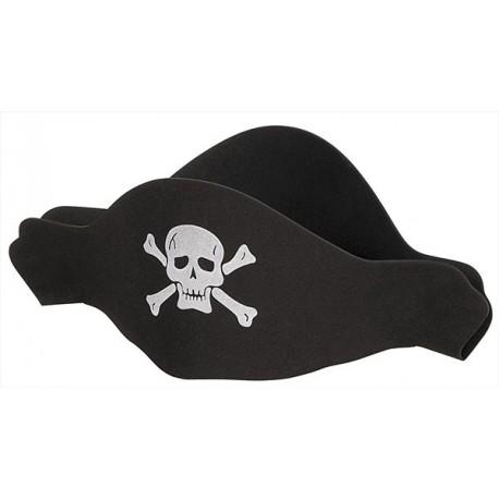 Cappello Pirata - Festa Compleanno Bambini tema Pirati c1a79c155db9