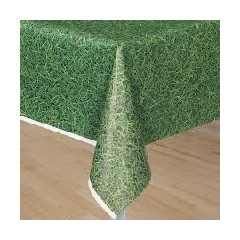 Green Grass Pattern Tablecover