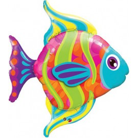 Fish SuperShape Foil Balloon