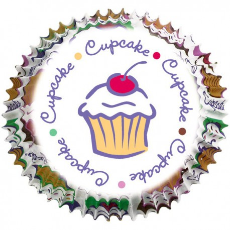 Cupcakes Heaven Baking Cups