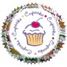 Cupcakes Heaven Baking Cups