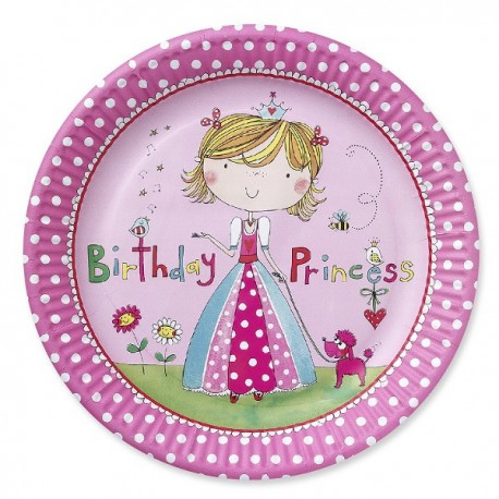 Piatti Birthday Princess