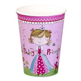 Birthday Princess Cups