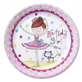 Piatti Birthday Ballerina