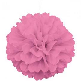 Hot Pink Fluffy Decoration