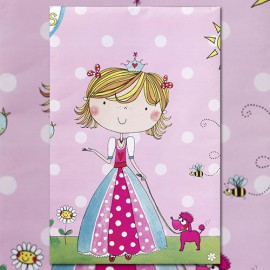 Birthday Princess Tablecover