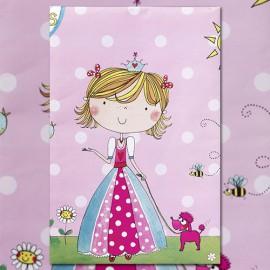 Birthday Princess Tablecover