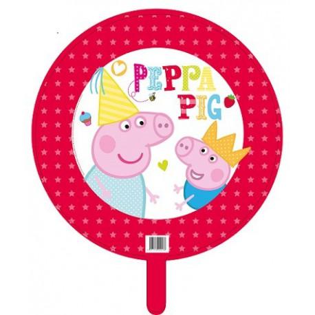 Palloncino Foil Peppa Pig e George
