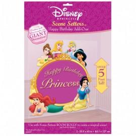 Disney Princesses Scene Setter