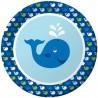 Piatti Oceano Azzurro