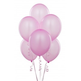 Palloncini lattice Rosa 10pz