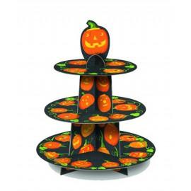 Alzata per Cupcakes Halloween